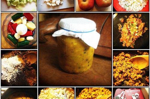Recept zelf piccalilly te maken