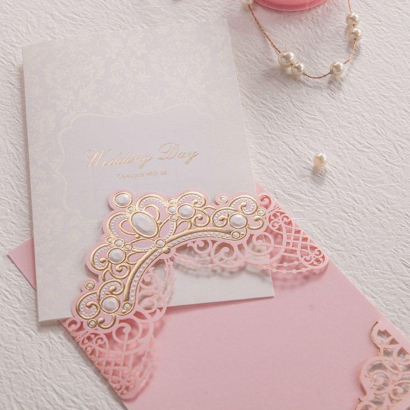 Collection Invitacion De Xv Anos O Boda Princess Invitaciones