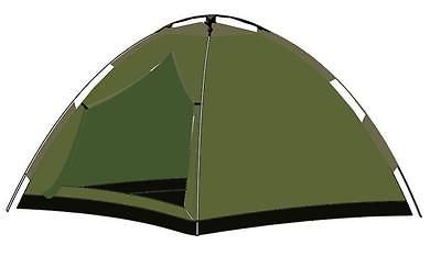 Highlander #rockall pop up 2 person #c&ing/fishing #survival dome tent  sc 1 st  Pinterest & Highlander #rockall pop up 2 person #camping/fishing #survival ...