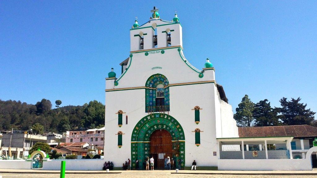 Templo de San Juan in San Juan de Chamula