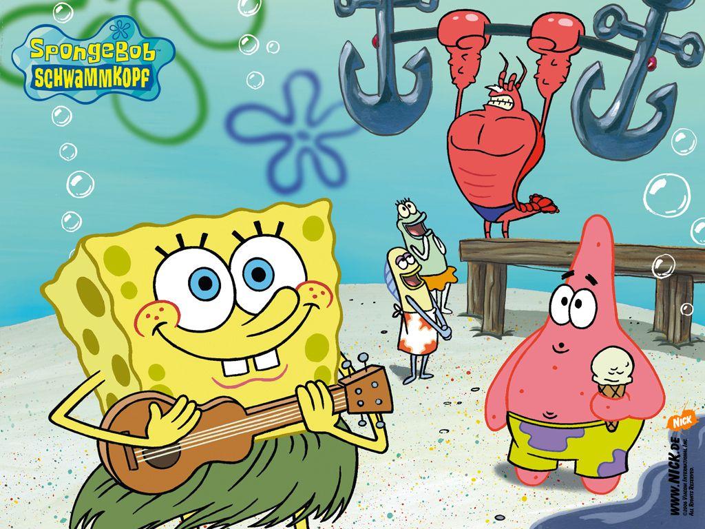 Sponge Bob Spongebob Spongebob Squarepants Spongebob Squarepants Tv Show