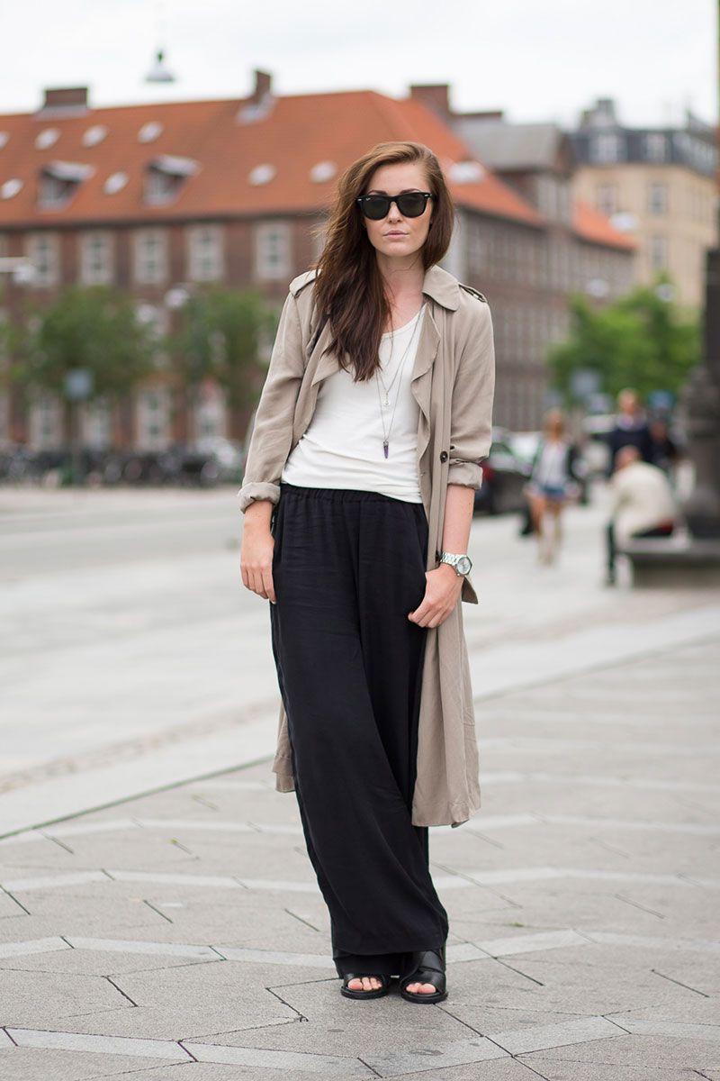 Scandinavian Standard Copenhagen Fashion Week Spring 2015 Street Style With Images Copenhagen Street Style Fashion Week Street Style Copenhagen Style