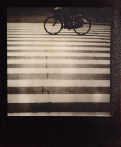 Impossible Project - cross now