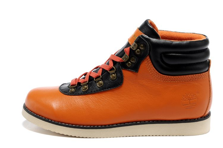 Women's Fashinal Timberland Shoes Orange description