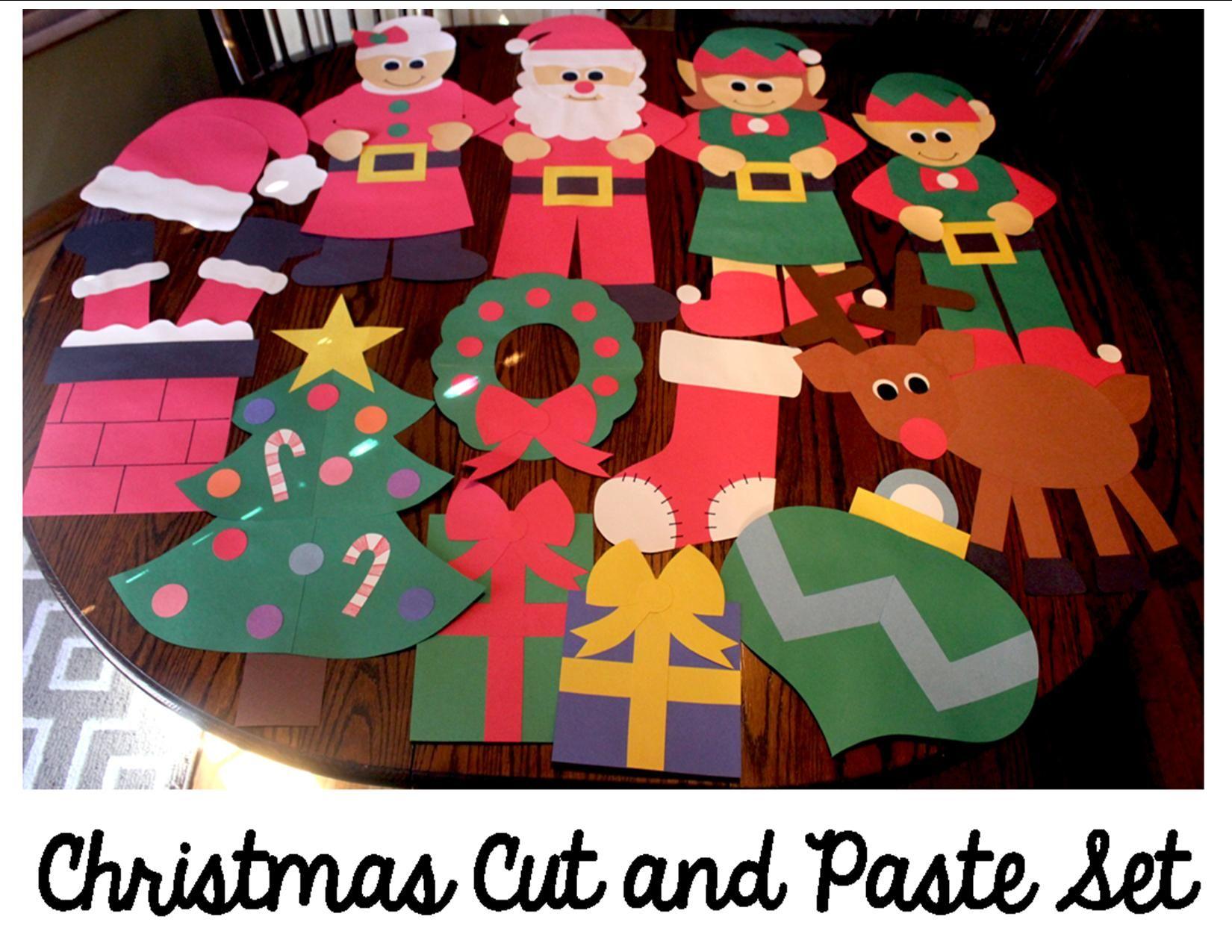 Christmas Crafts Bundle