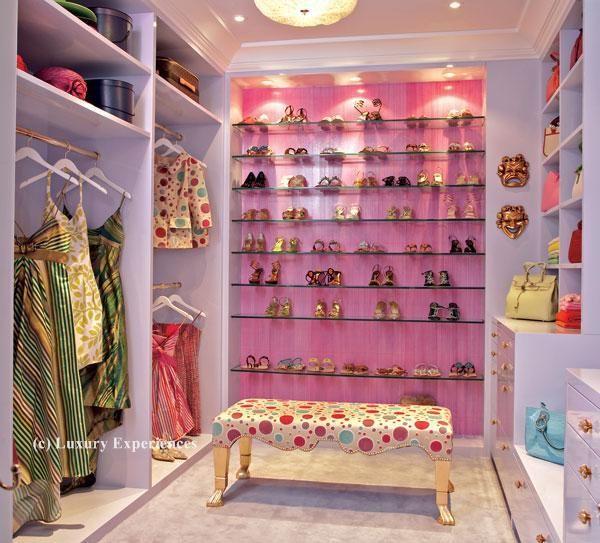 walk in closet girly bucket list ) walk in closet design