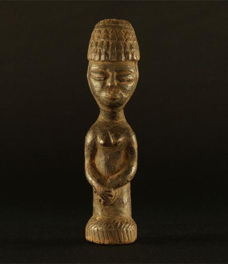 Ethnic Wooden African Figure #509   Figures   Artifacts — Deco Art Africa - Decorative African Art - Ethnic Tribal Art - Art Deco