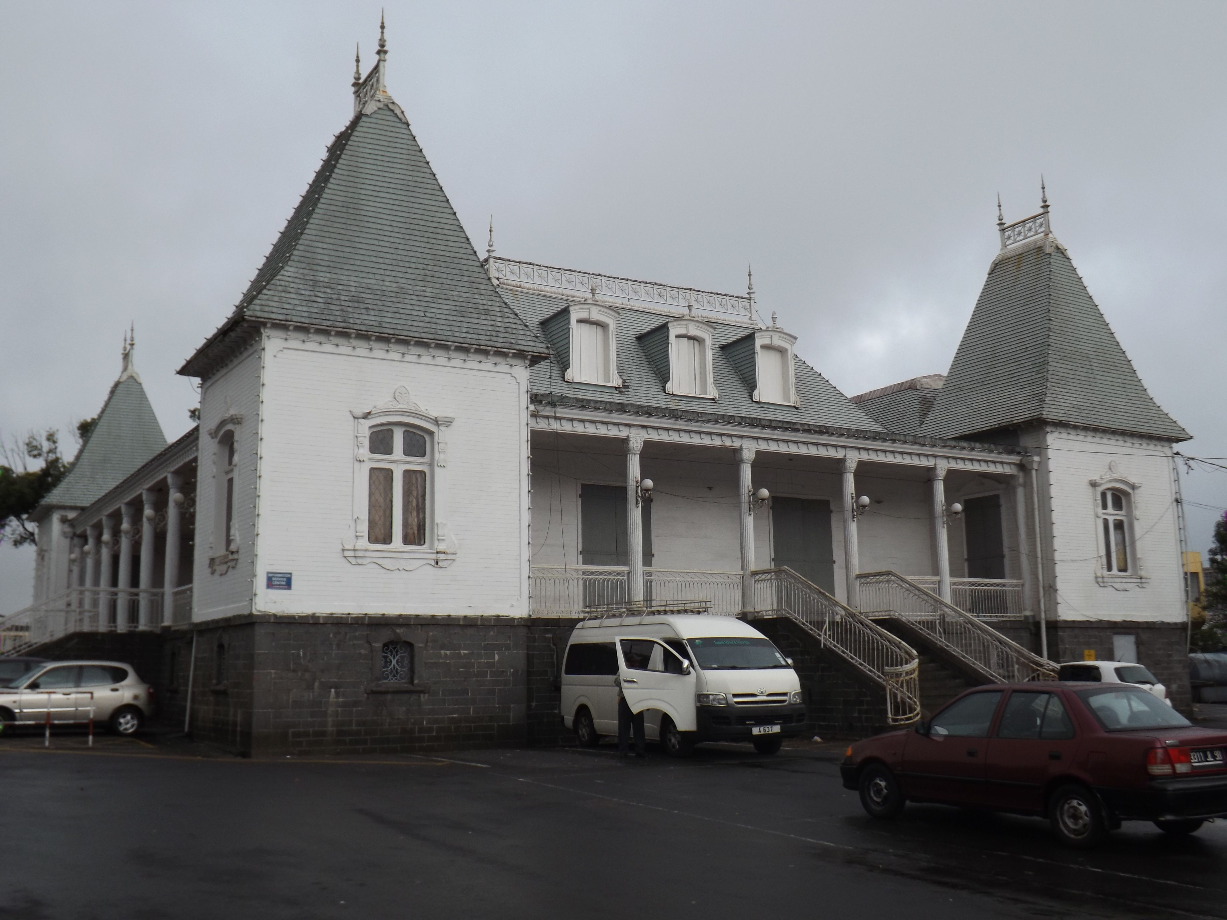 L hotel de Ville of Curepipe Mauritius