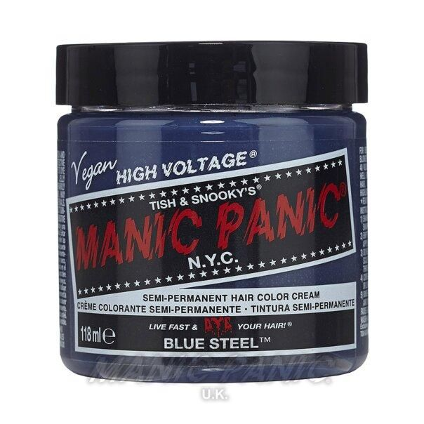 Blue Steel™   EU Classic High Voltage® Gallery