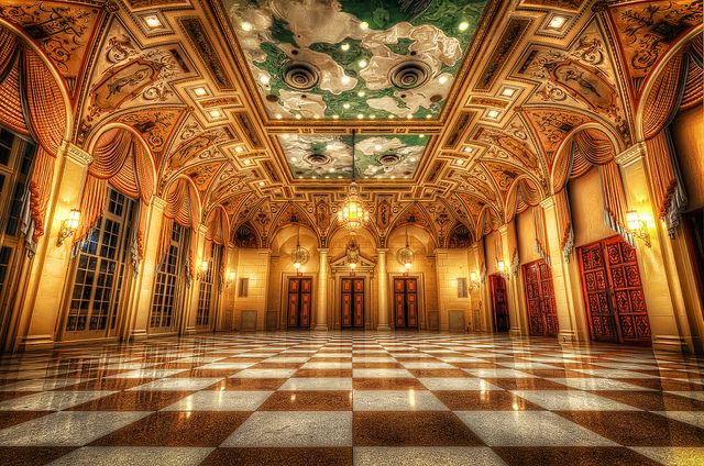 Breakers Ballroom With Images Castle Background Ballrooms