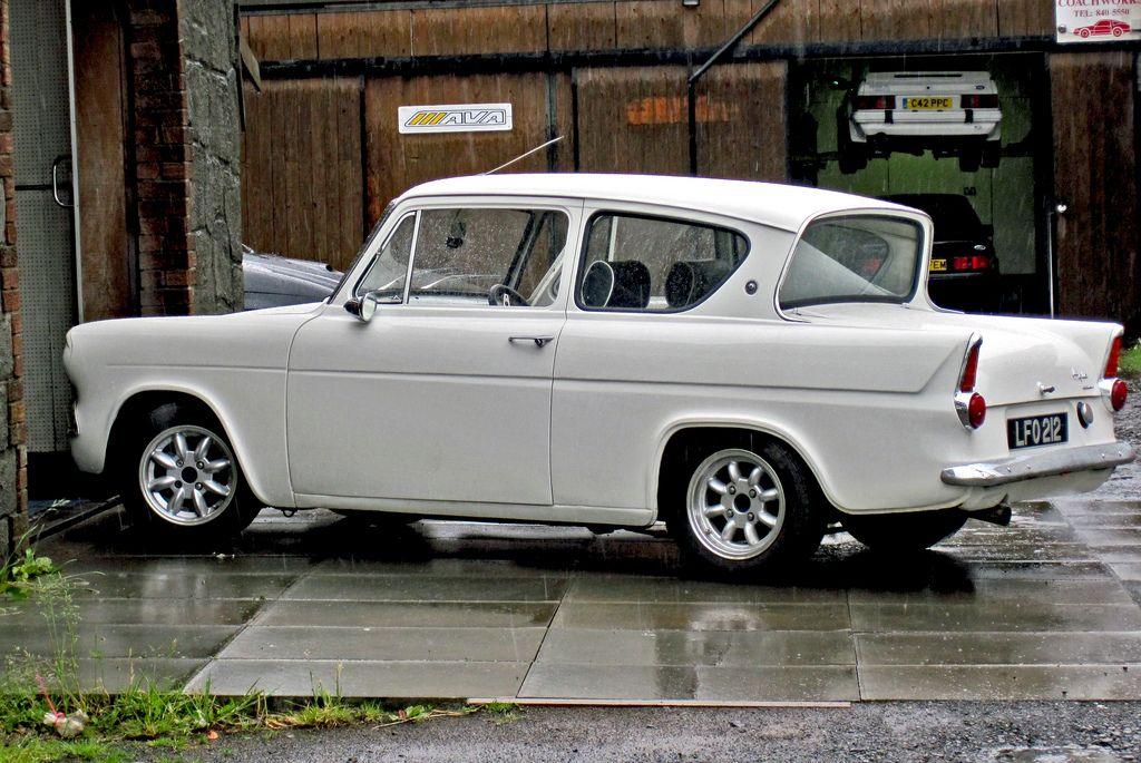 Ford Anglia 105e Lfo212 Ford Classic Cars Ford Anglia