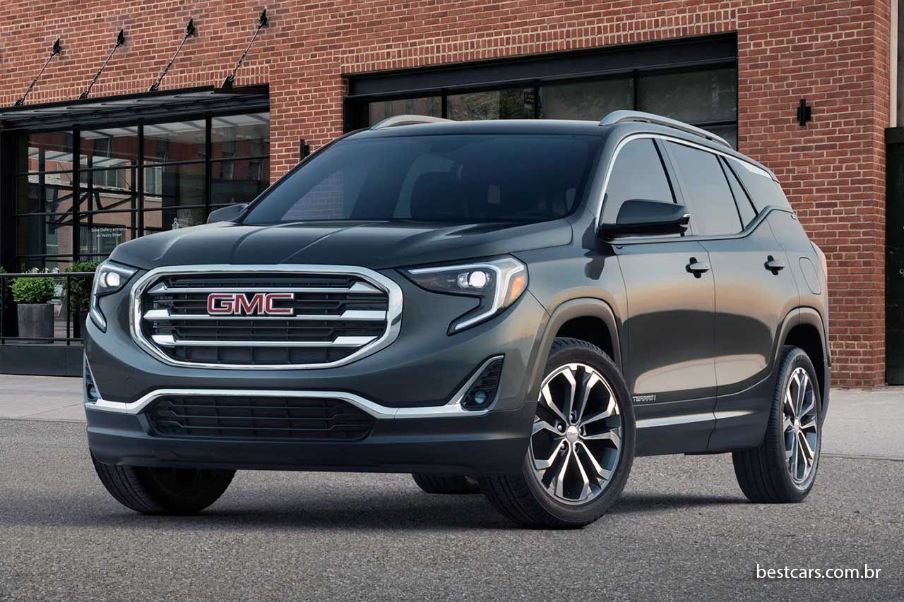 Chevrolet Traverse e GMC Terrain: novos SUVs da GM | Best Cars
