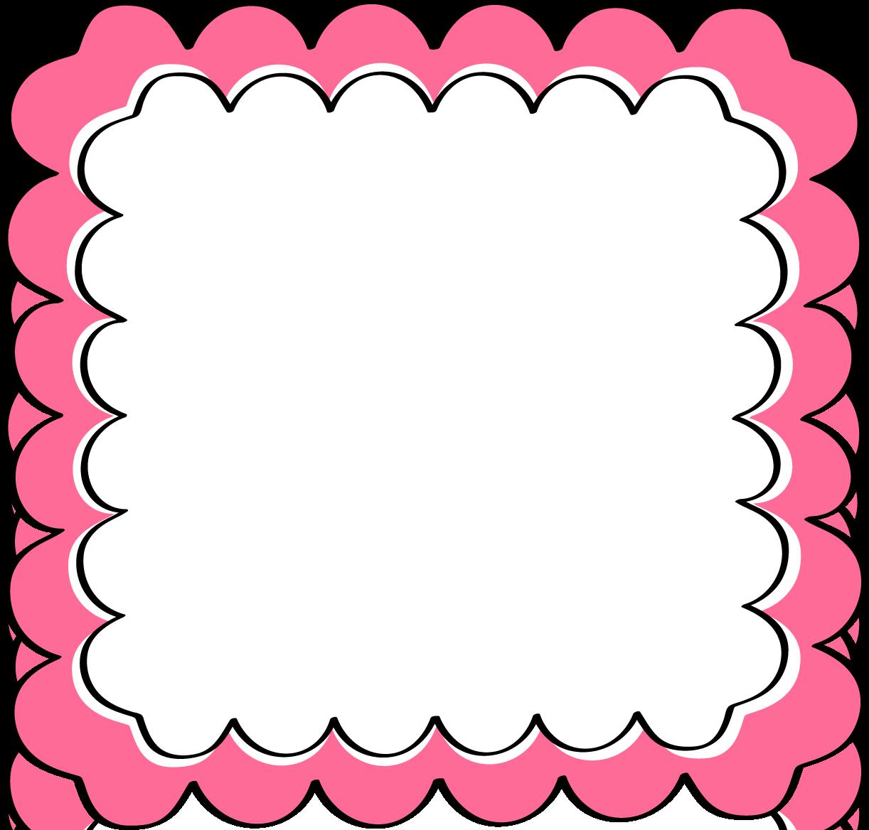 Scalloped Round Frame Clipart I2clipart Royalty Free Public Domain Clipart Cake Frame Frame Clipart Frame Logo