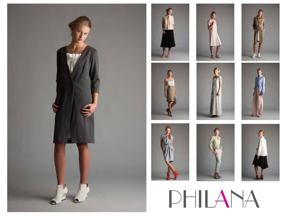 #SS15 #collection #overview #PHILANA
