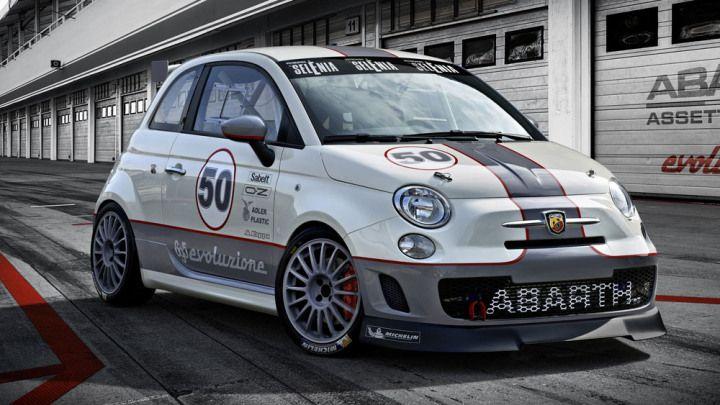 Lanzamiento Fiat 500 Abarth 695 Assetto Corse Evoluzione Fiat