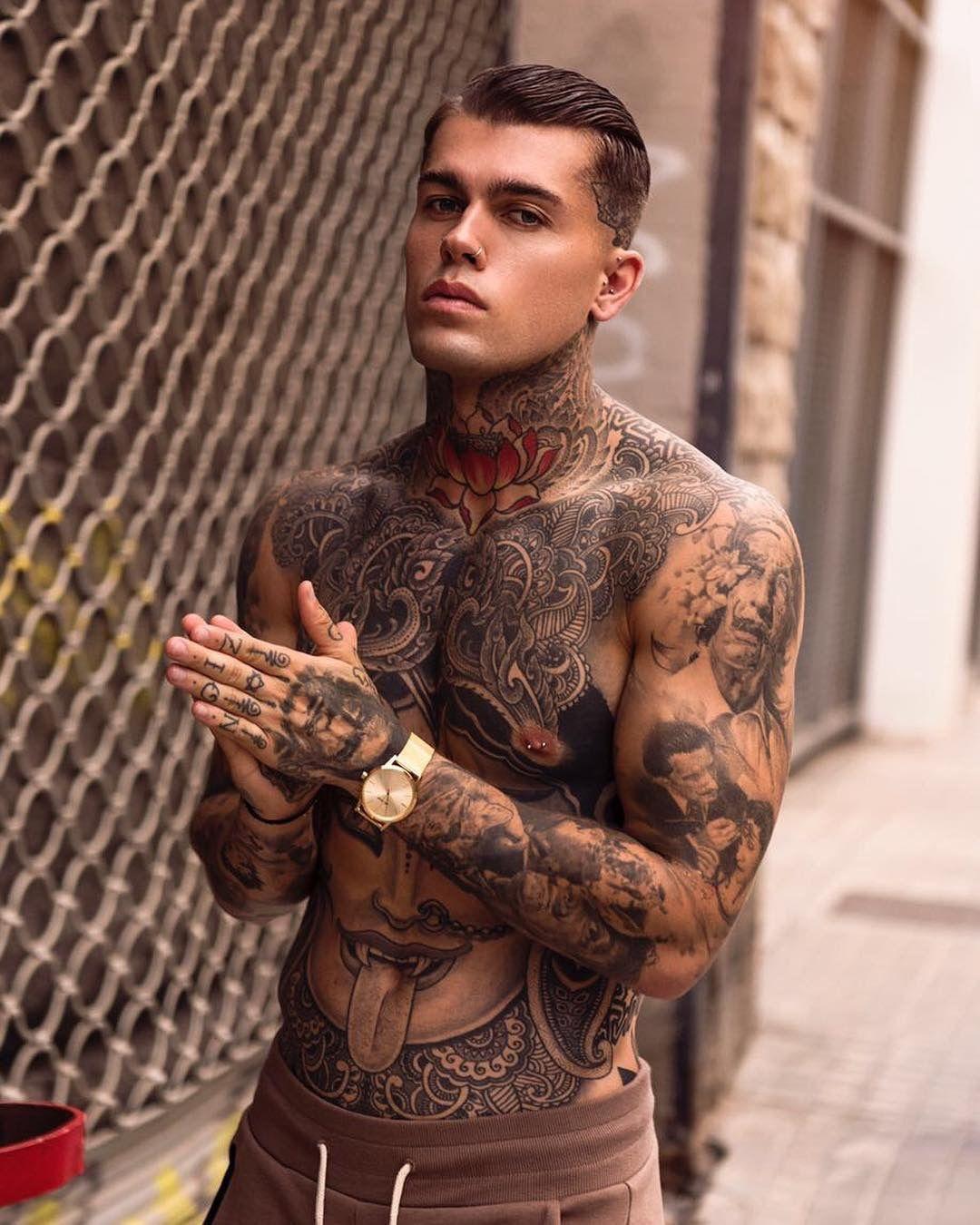 Картинки парни татуировка