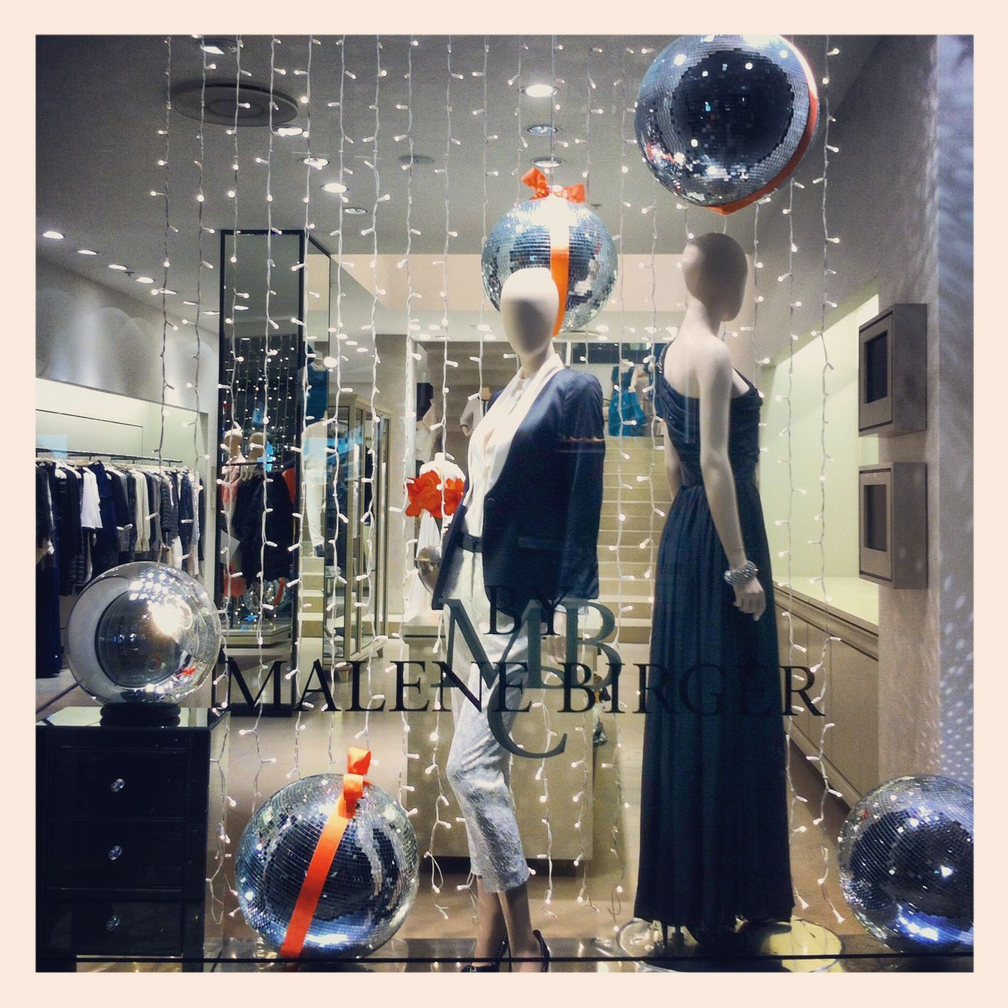 Christmas Decoration In By Malene Birger Boutiques