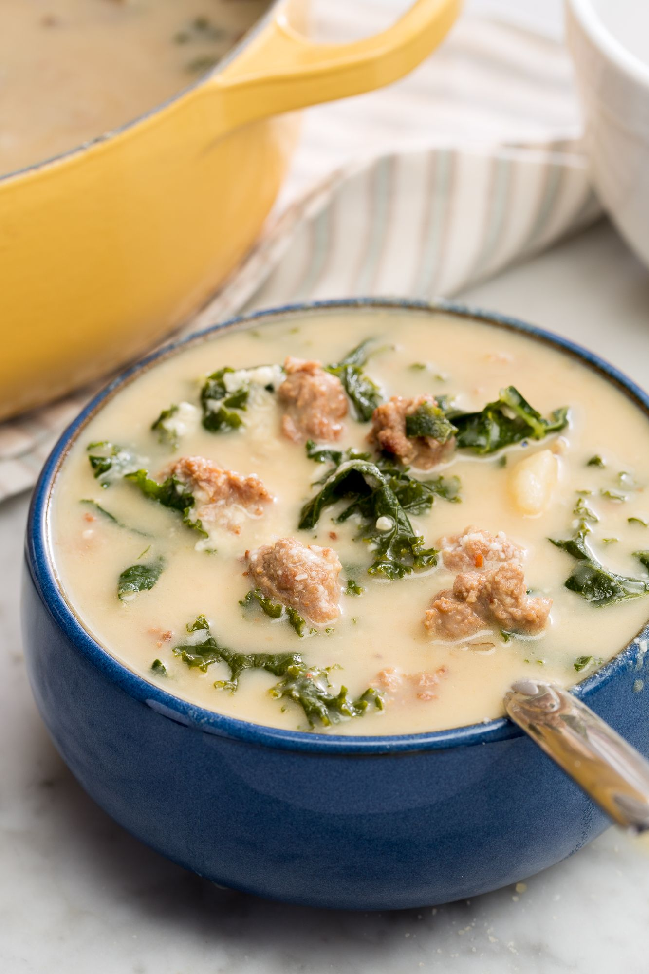 We Cracked Olive Garden's Most Popular Soup Recipe Soup