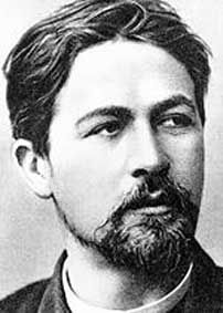 Anton Chekhov / celebrated Russian writer. Some call him the father of the Short Story. His collections of Short Stories should not be missed.