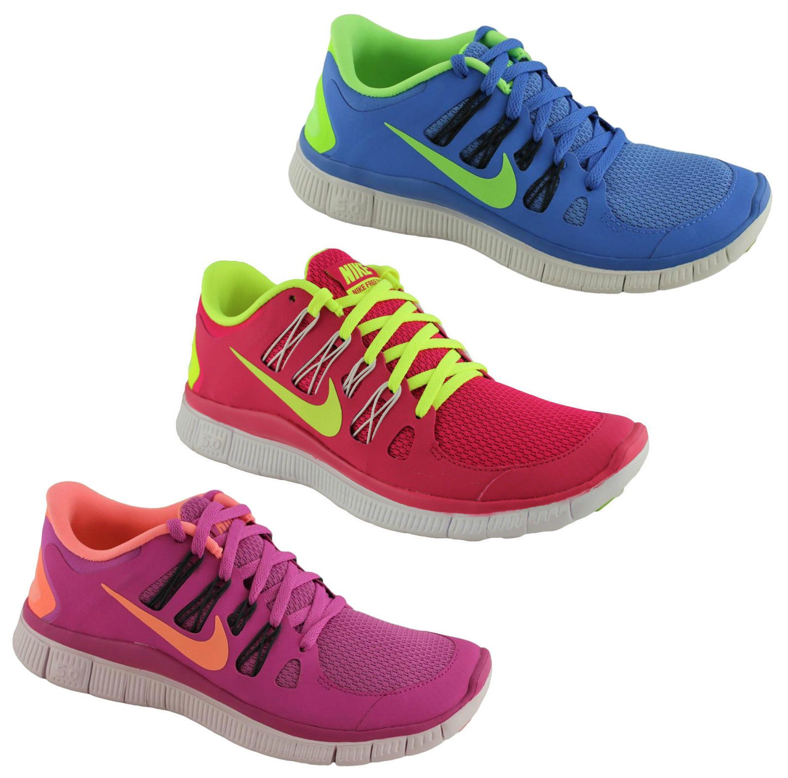 68d5dc262d2f NIKE FREE RUN 5.0+ WOMENS LADIES SHOES SNEAKERS RUNNING SHOES ON EBAY  AUSTRALIA