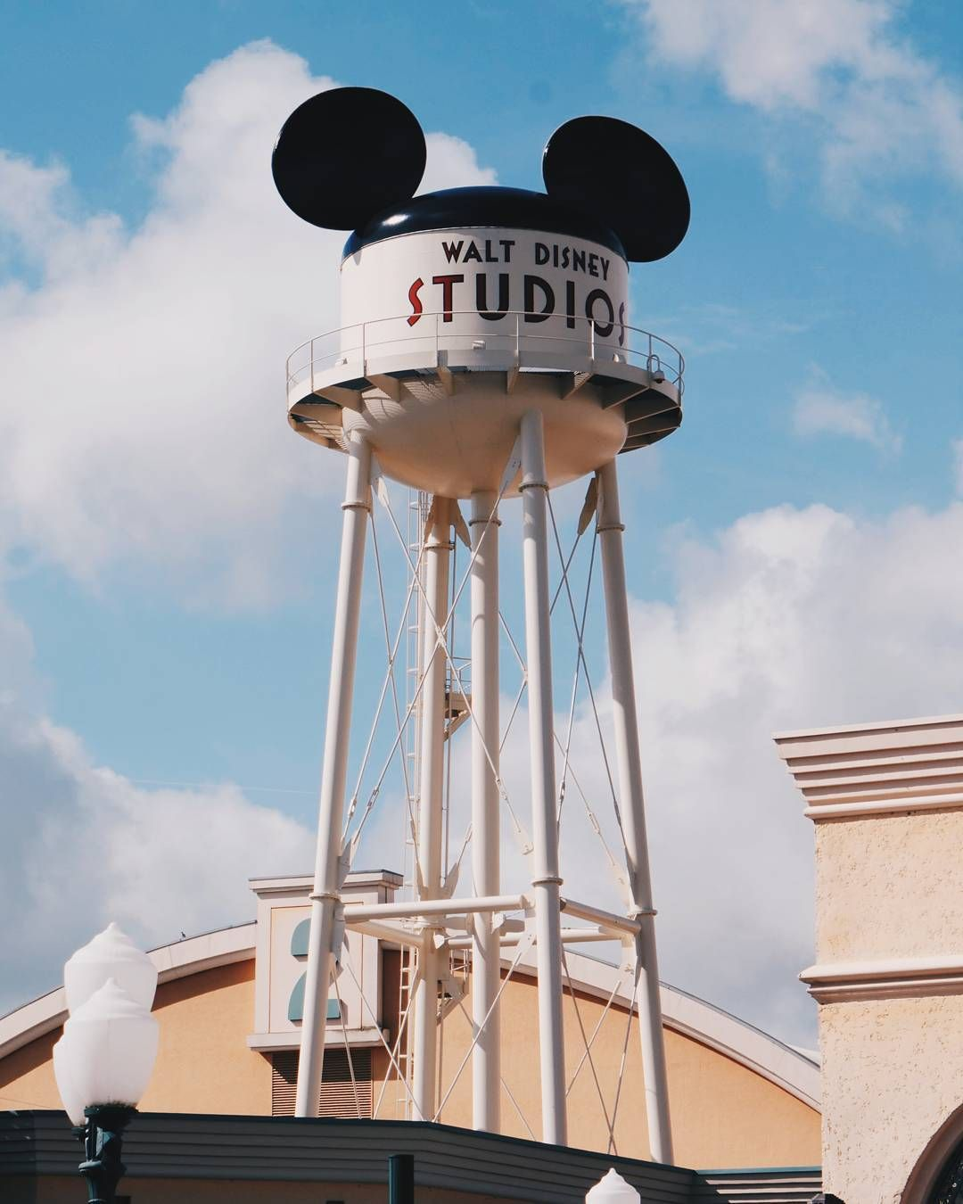 Hollywood Studios Water Tower Disney Planning Walt Disney World Magic Kingdom Disney World Disney Dream Disney Planning