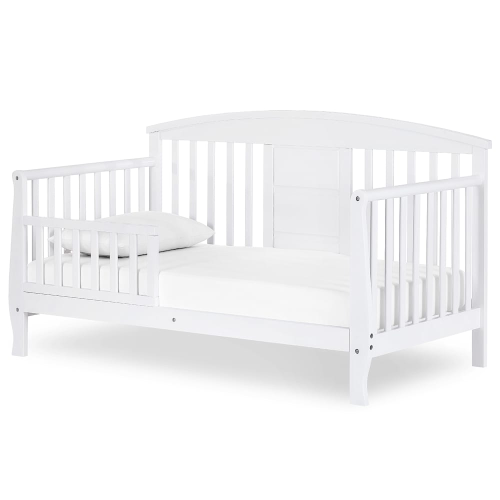 Dream On Me Dallas Toddler Day Bed White Toddler Day Bed White