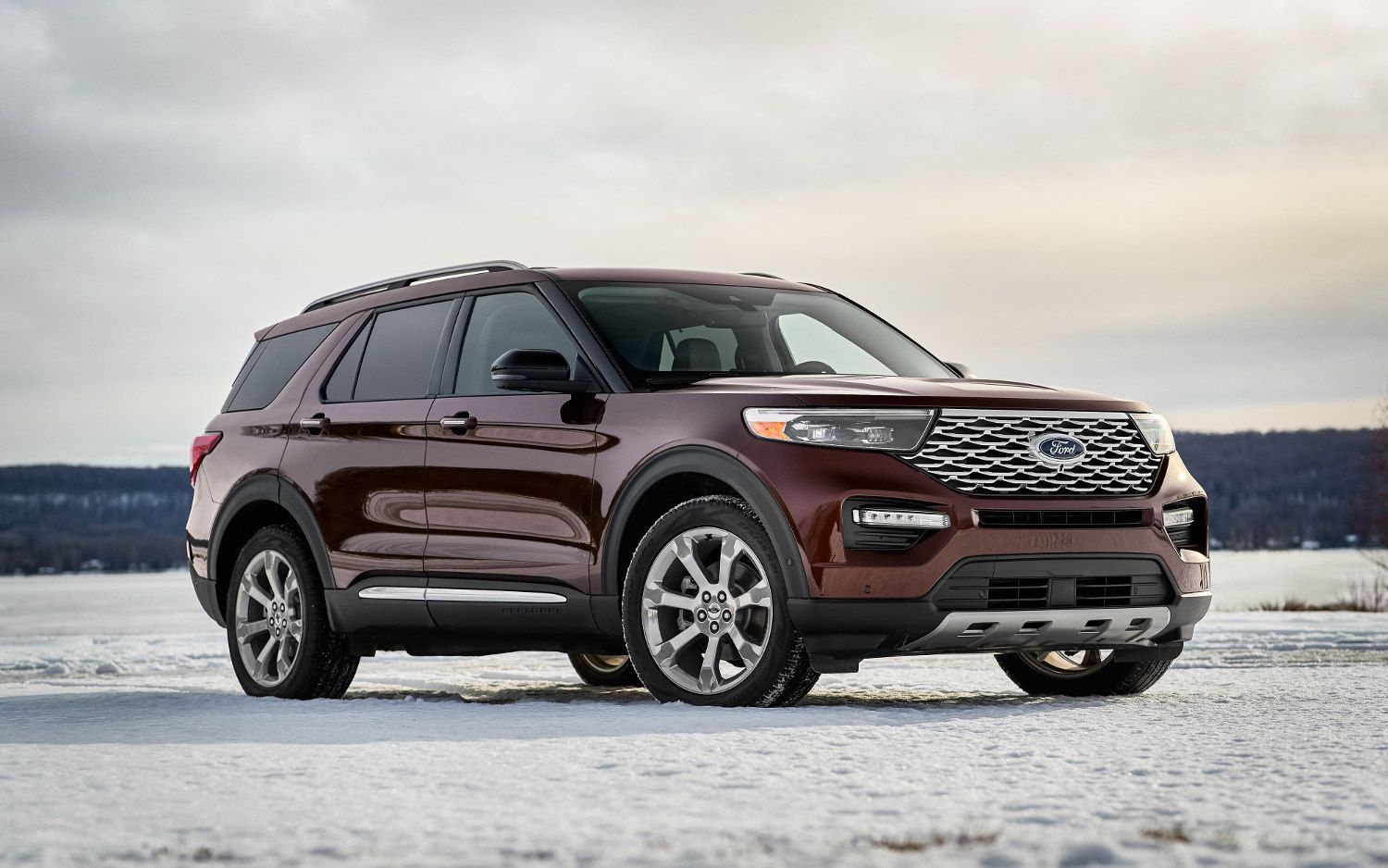 2020 Ford Everest Research New Explore 2020 Ford Everest