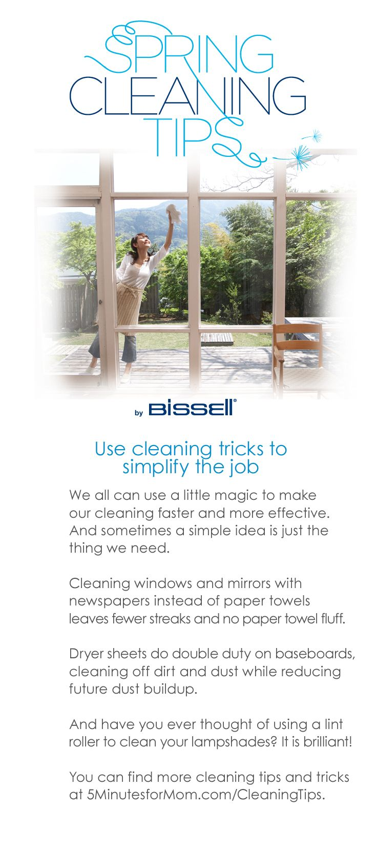 Best thing to clean windows with - Use Cleaning Tricks To Simplify The Job Cleaning Windows And Mirrors With Newspapers Instead Of