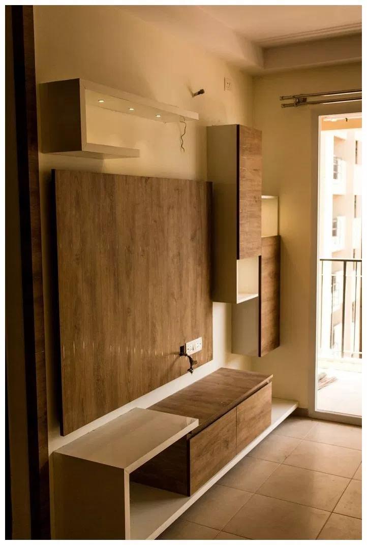 T V Unit Side Veiw Modern Living Room By Ssdecor Modern