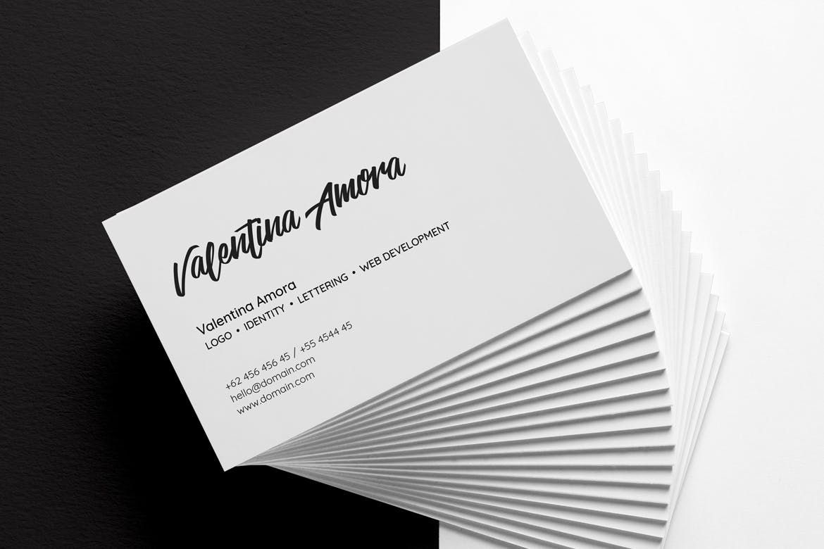 Business Card Printing New York Ready To Print Printing Business Cards Business Card Template Design Metal Business Cards