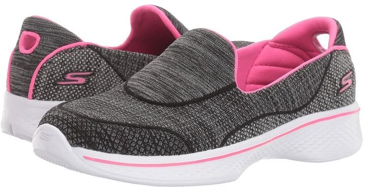 High Discount SKECHERS KIDS Go Walk 4 81156L (Little KidBig