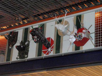 Jachttrofee-opdracht Bonhoeffercollege 2011