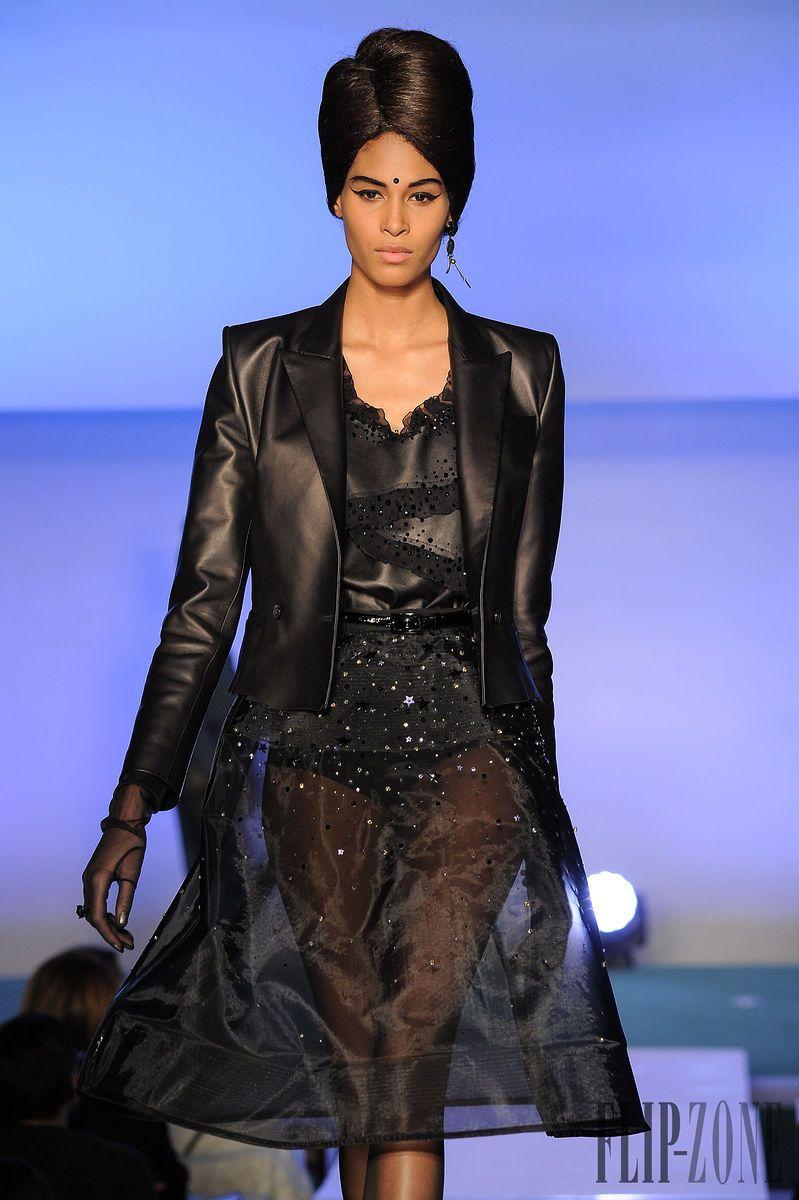 Jean Paul Gaultier Fall-winter 2014-2015 - Ready-to-Wear - http://www.flip-zone.net/fashion/ready-to-wear/fashion-houses-42/jean-paul-gaultier-4620 - ©PixelFormula