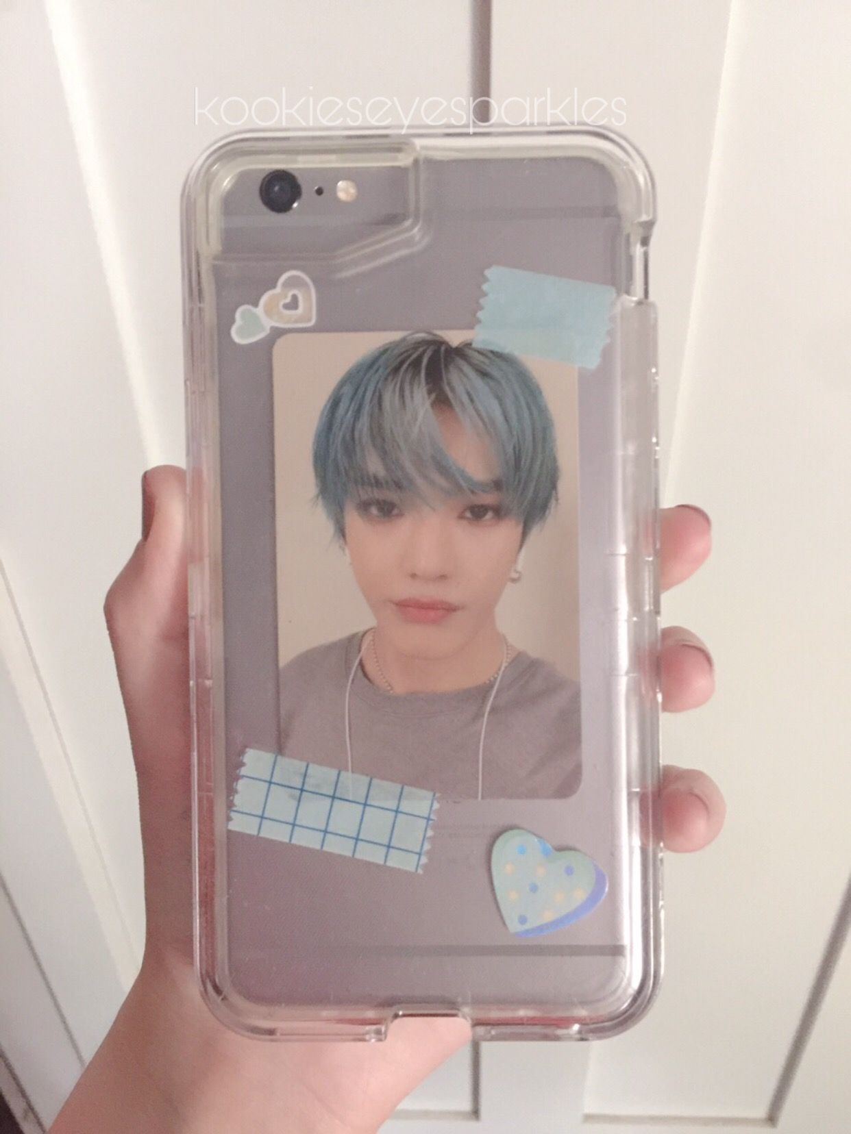 Kpop nct 127 taeyong phonecase aesthetic collection | Kpop ...