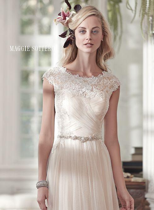 patience mariemaggie sottero wedding dresses | maggie sottero