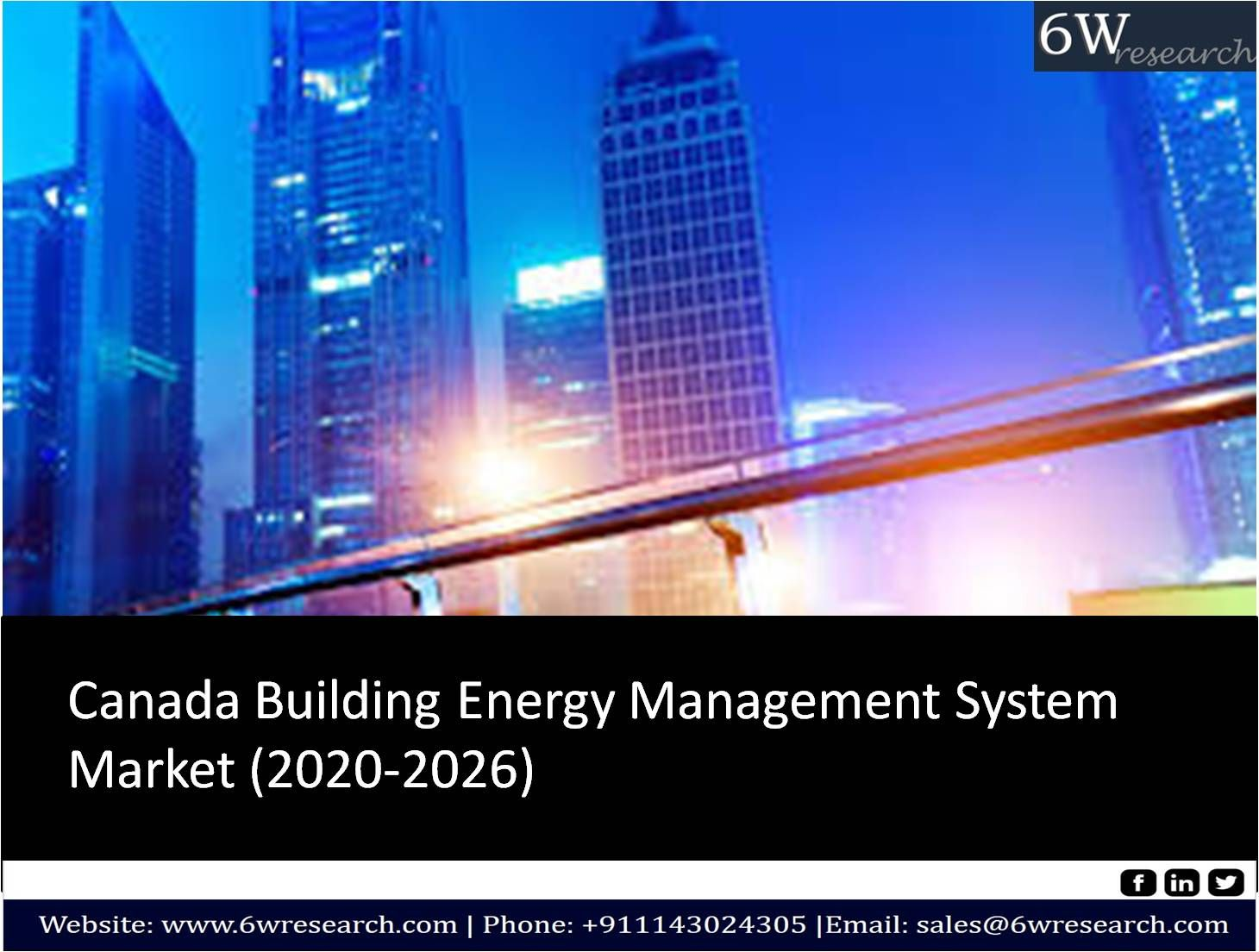 Canada Building Energy Management System Market 2020 2026 In 2020 Energy Management Marketing Management
