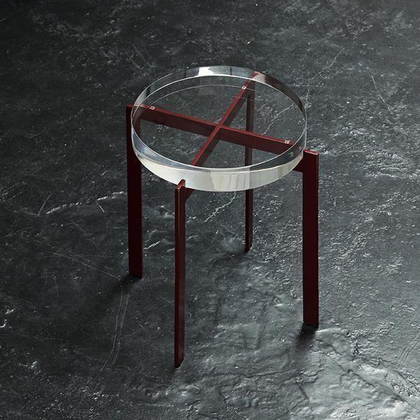 EL-FR TOFTOP Side Table Round   Mesas auxiliares, Diseño de muebles ...