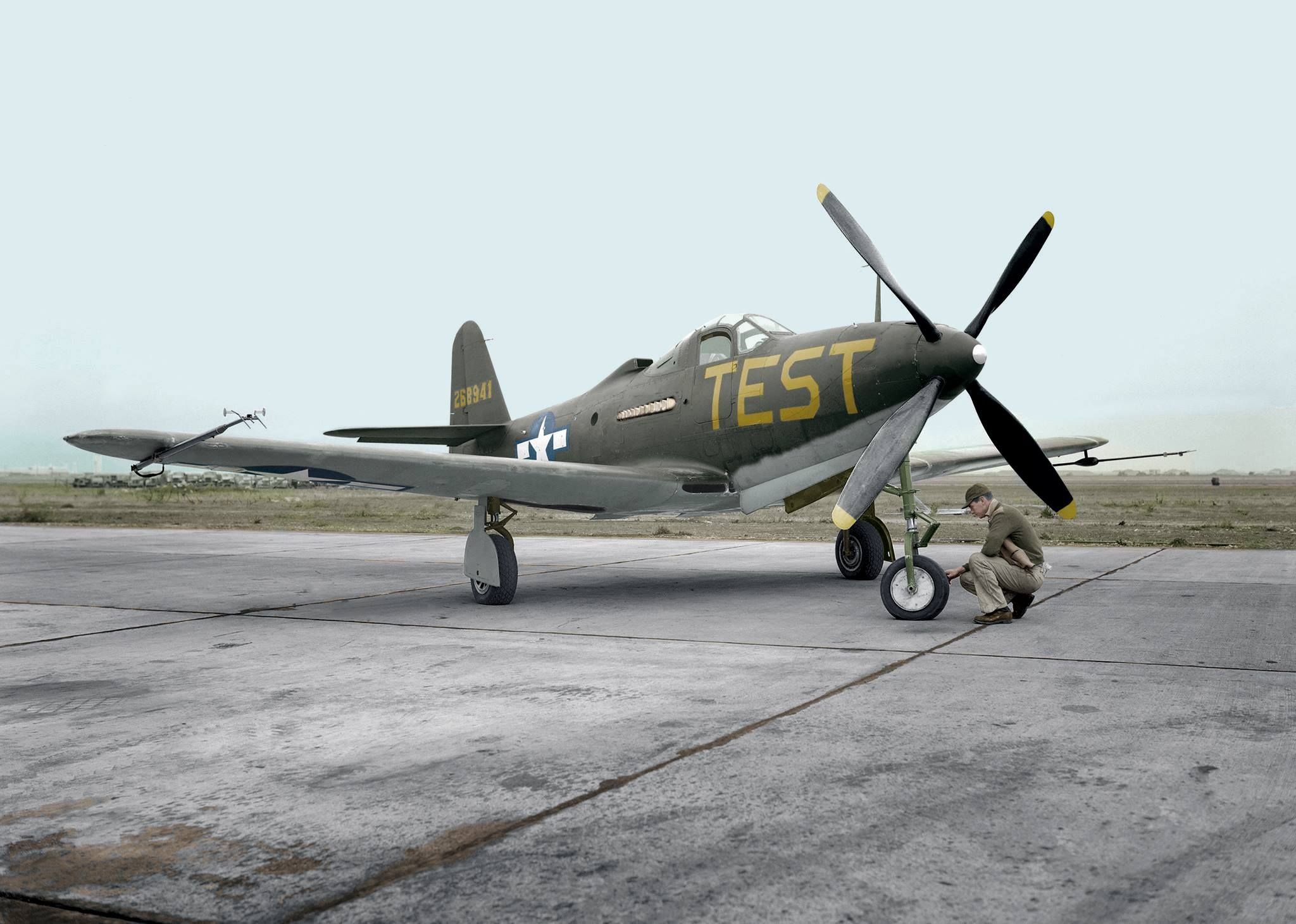 CAF Dixie Wing P63 Kingcobra Commemorative air force