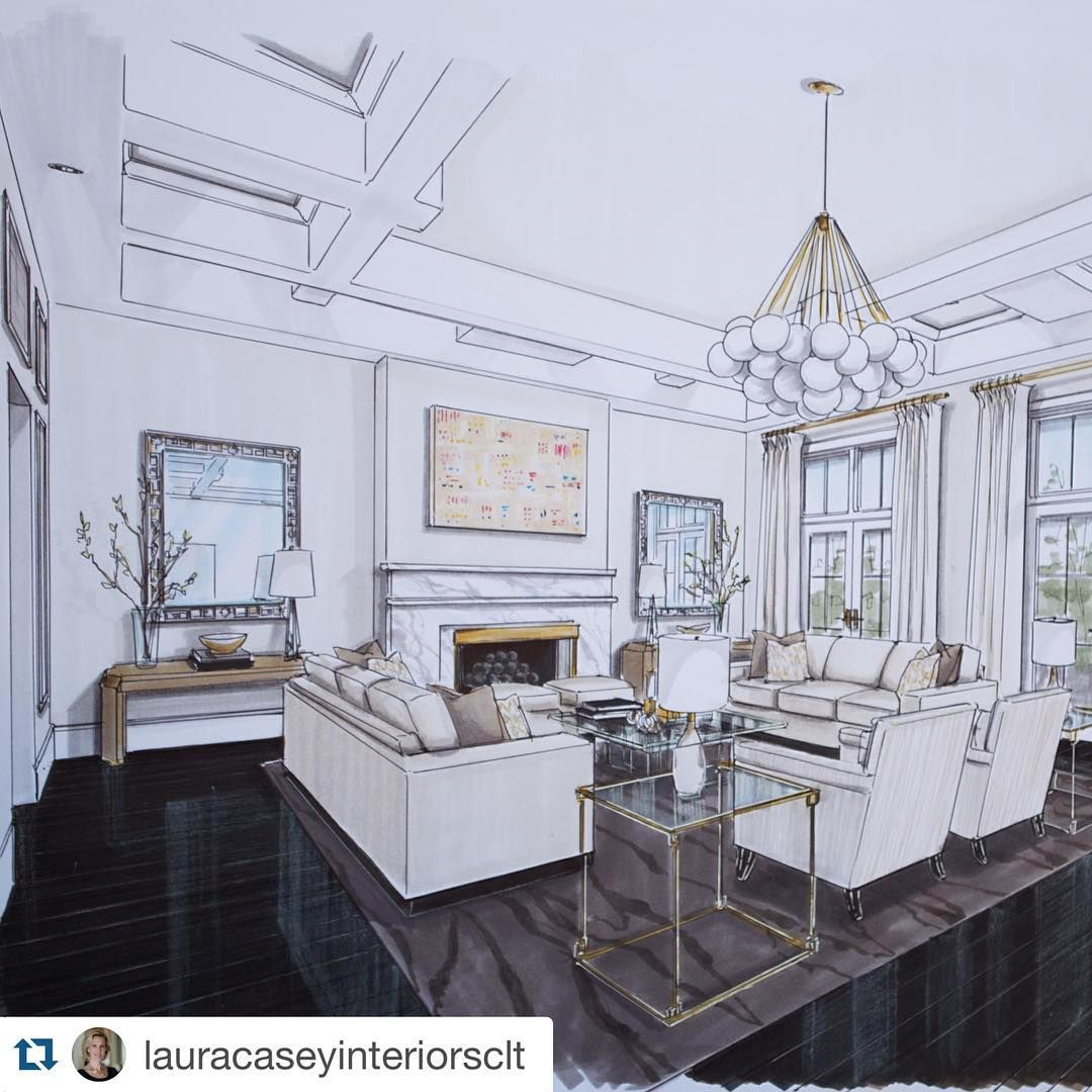 Gorgeous Living Rooms Gorgeous Living Room Designedlaura Casey Interiors