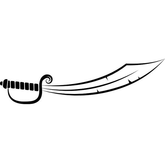 Sword pirate. Pin by etsy on