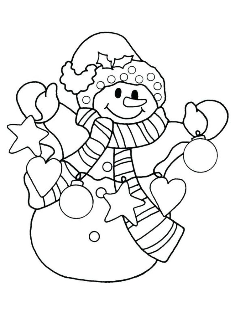 snowman coloring pages pdf. The following is our