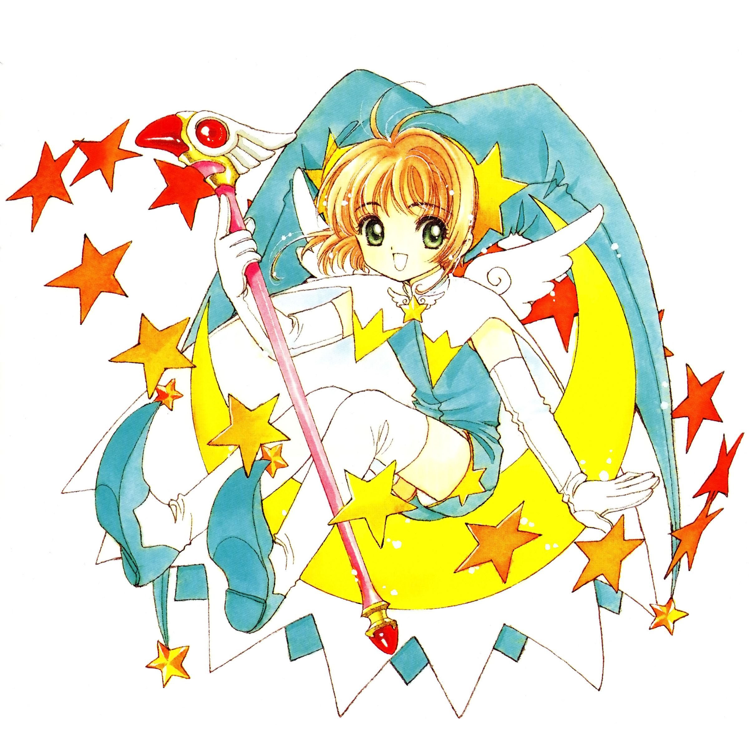Xxxholic Cardcaptor Sakura Clamp: Madhouse / Kinomoto Sakura
