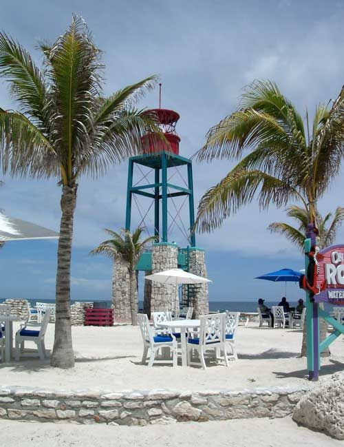 CocoCay, Bahamas | Make sure to visit the iconic lighthouse located on Royal Caribbean's private Bahamian island.