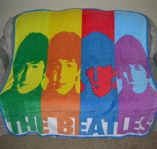 Frigidaire 40 Glass Tray Microwave Pinterest Beauteous Beatles Throw Blanket