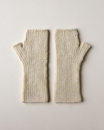 Slip Stitch Hand Warmers #slipstitch