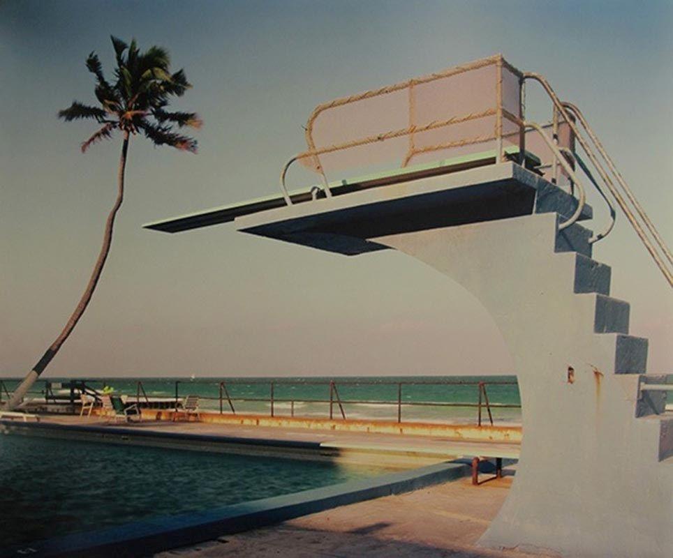 Joel Meyerowitz, Florida Pools, 1978