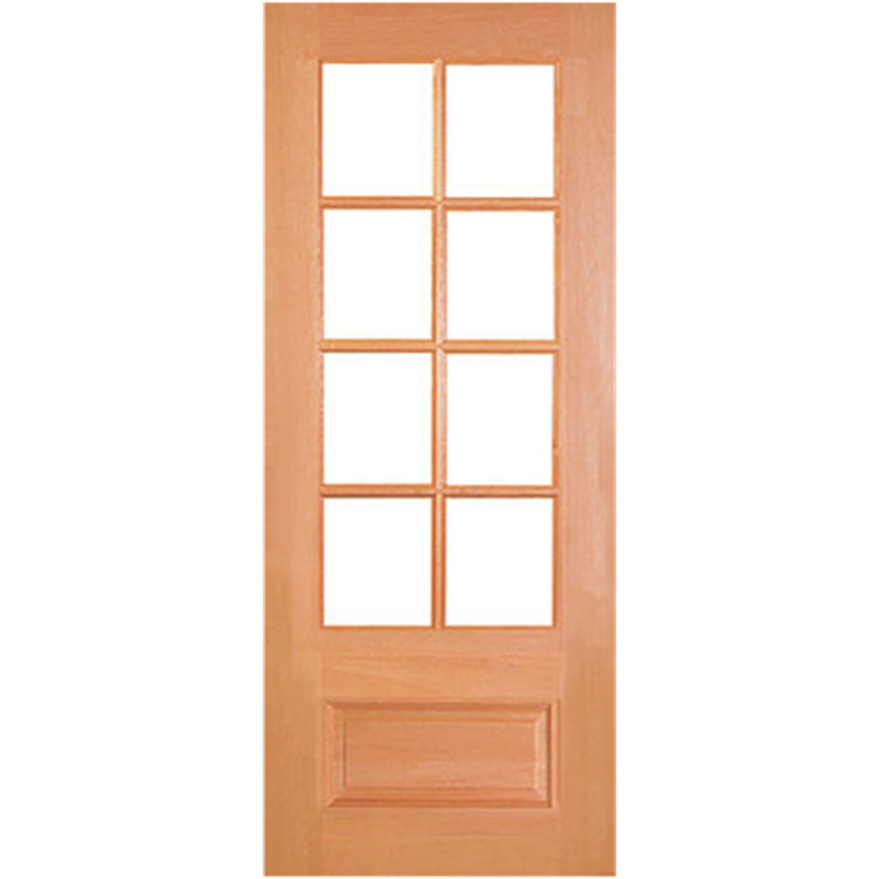 Find Woodcraft Doors 2040 x 820 x 40mm Clear Safety Glass Whitehouse Entrance Door at Bunnings  sc 1 st  Pinterest & Find Woodcraft Doors 2040 x 820 x 40mm Clear Safety Glass Whitehouse ...