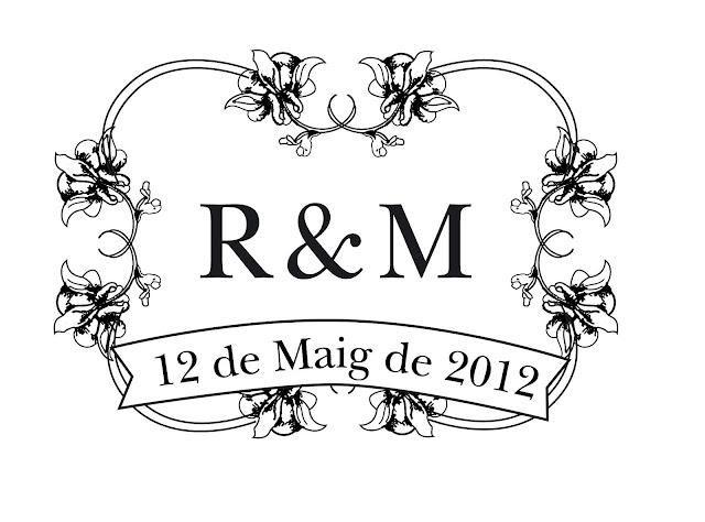 El logo de nuestra boda