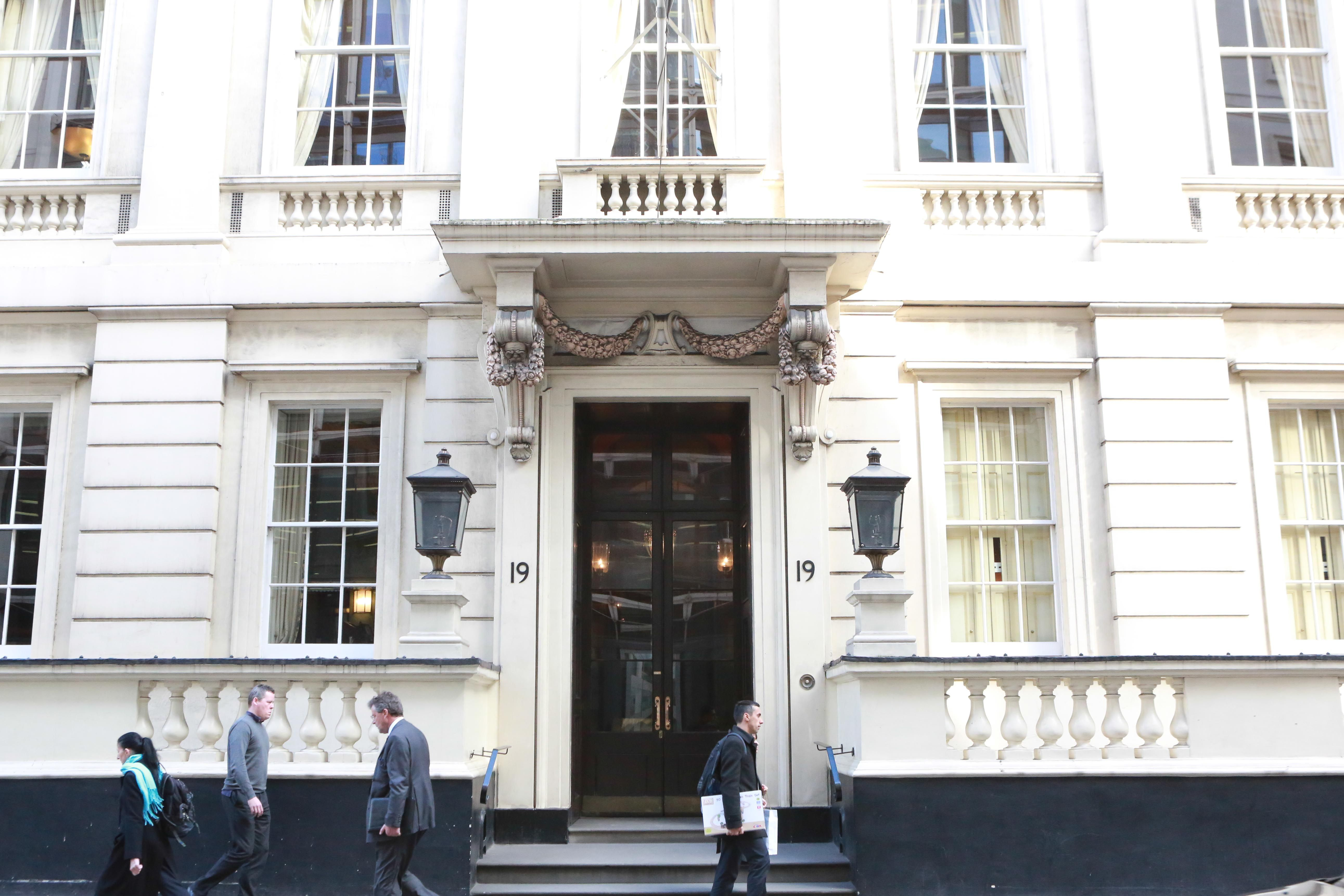 PR Newswire Meet the Media. The City of London Club | The Daily Mail ...
