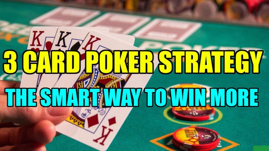 Here Is How You Win At 3 Card Poker In 2020 Poker Best Casino Simple Game